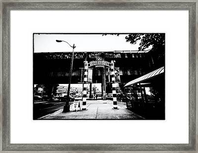 Seattle Waterfront Framed Print by Tanya Harrison