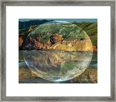 Second Nature Framed Print by PainterArtist FIN