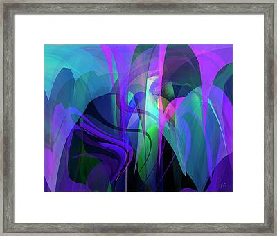 Secrecy Framed Print by Gerlinde Keating - Galleria GK Keating Associates Inc