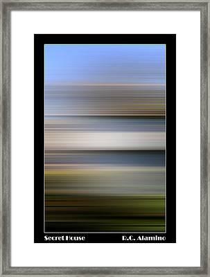 Secret House Framed Print by Roberto Alamino