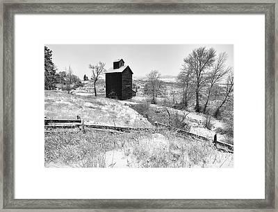 Secrets Of Oregon Framed Print by Darren  White