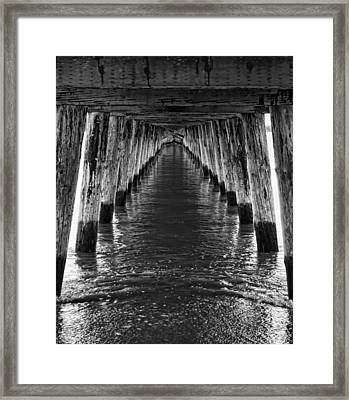 See Forever From Here Framed Print by Heather Applegate
