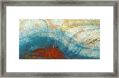 Seek First- Great Big Art Framed Print by Great Big Art