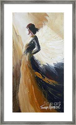 Seeking The Truth Framed Print by Thomas Andrew