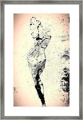 Self Realization Framed Print by Jacqueline McReynolds