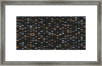 Sequence Framed Print by Fine Art  Photography