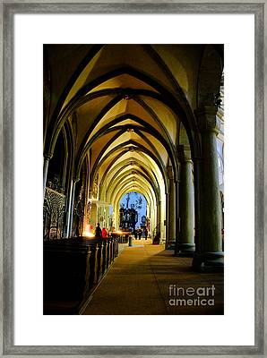 Sequential Framed Print by Syed Aqueel