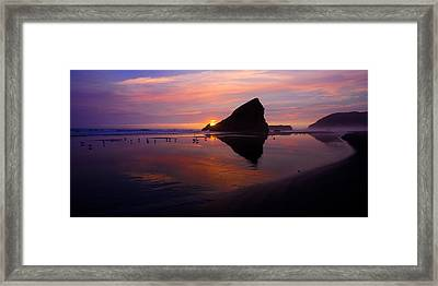 Serenade Framed Print by Chad Dutson