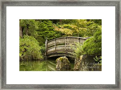 Serene Sanctuary Framed Print by Idaho Scenic Images Linda Lantzy