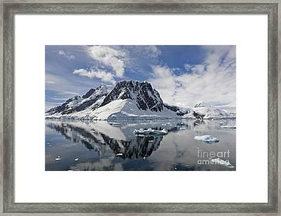 Serene Vista... Framed Print by Nina Stavlund