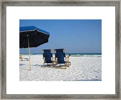Serenity Framed Print by Alan Lakin