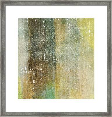 Serenity Framed Print by Brett Pfister