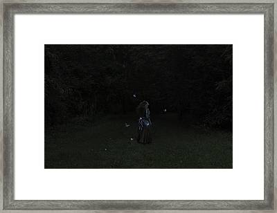 Serenity Framed Print by Chase Poore