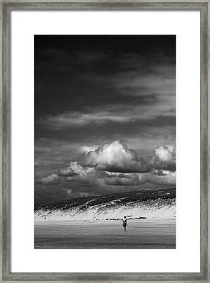 Serenity Framed Print by Jean-Philippe Jouve