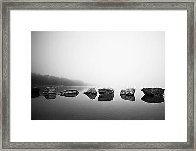 Serenity  Framed Print by Lisa Walsh