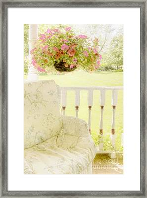 Serenity Framed Print by Margie Hurwich