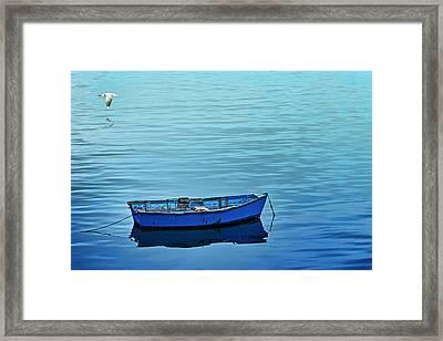 Serenity Framed Print by Nikolyn McDonald