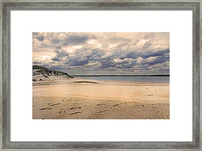 Serenity Place Framed Print by Betsy C Knapp