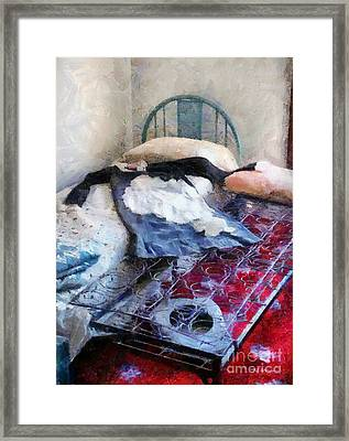 Servant's Quarters Framed Print by RC deWinter