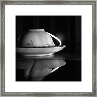 Shadows 2 Framed Print by Tom Druin