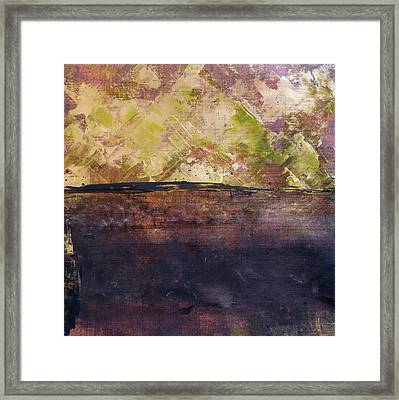 Shady Acres Framed Print by Holly Anderson
