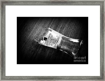 Shattered Framed Print by Frances Hodgkins