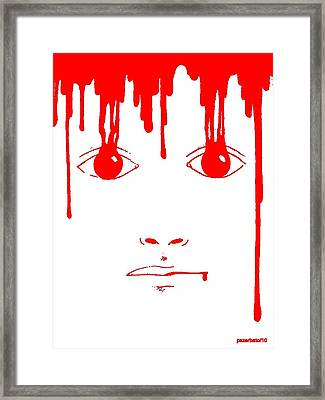 Shedding Framed Print by Paulo Zerbato