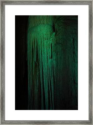 Shenandoah Caverns - 121253 Framed Print by DC Photographer