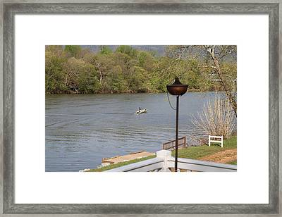 Shenandoah Valley - 011331 Framed Print by DC Photographer