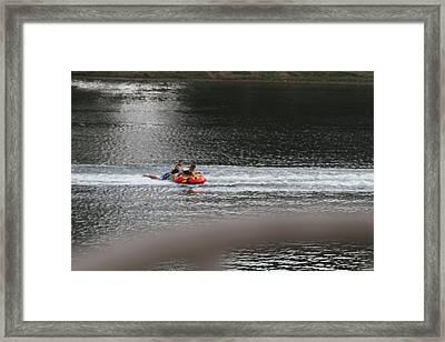 Shenandoah Valley - 011346 Framed Print by DC Photographer