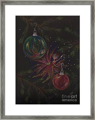 Shiny Objects Framed Print by Dawn Fairies