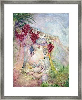 Shir Hamalot Framed Print by Michoel Muchnik