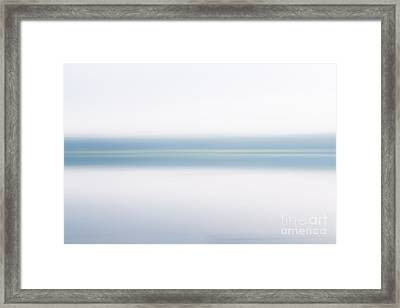 Shoreline Framed Print by Susan Cole Kelly Impressions