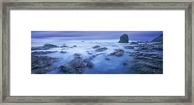 Shores Of Neptune - Craigbill.com - Open Edition Framed Print by Craig Bill