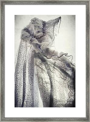 Shoulder Framed Print by Margie Hurwich