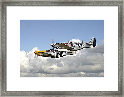Show Time Framed Print by Pat Speirs