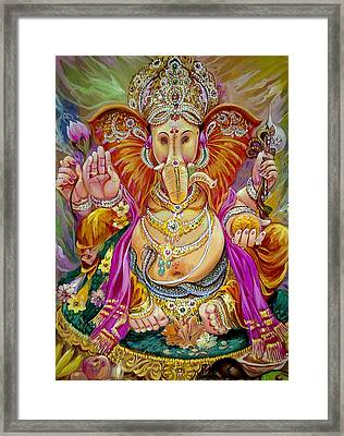 Shurp Karna Full  Framed Print by Mayur Sharma