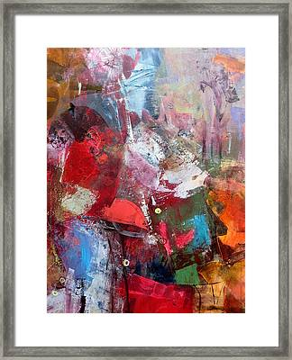 Sideshow Framed Print by Katie Black