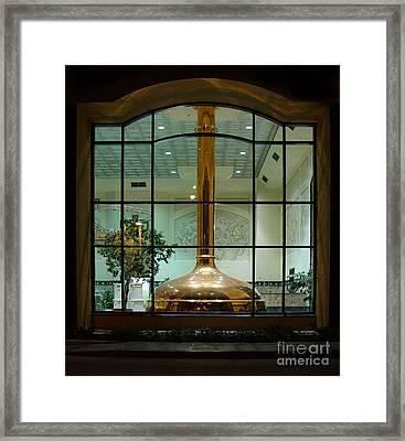Sierra Nevada Brewery Framed Print by Peter Piatt