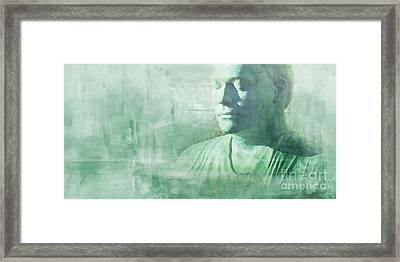 Silence Framed Print by Lutz Baar