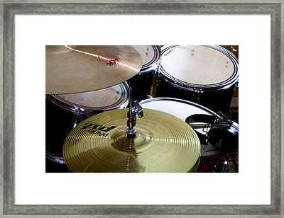 Silent Shimmer Framed Print by Peter Chilelli