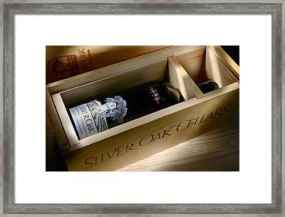 Silver Oak  Framed Print by Jon Neidert