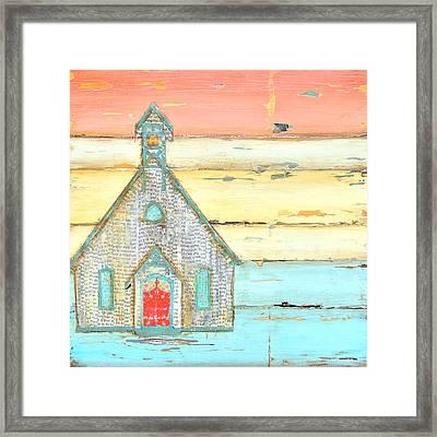 Simple Faith Framed Print by Danny Phillips