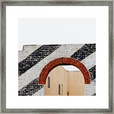 Simplicity Framed Print by Art Block Collections