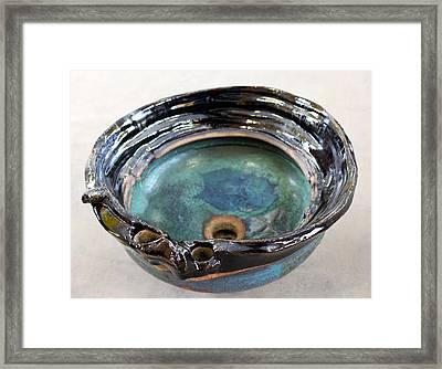 Sink Series 0025 Framed Print by Richard Sean Manning