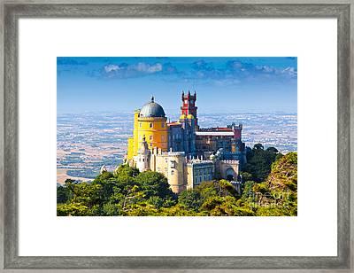 Sintra 01 Framed Print by Tom Uhlenberg