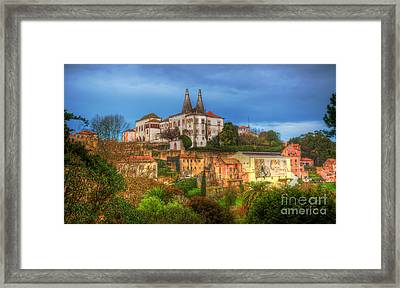 Sintra Framed Print by English Landscapes