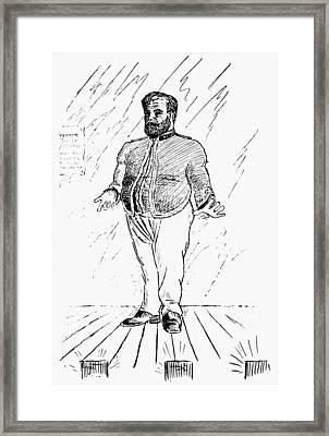 Sir Charles Wyville Thomson (1830-1882) Framed Print by Granger