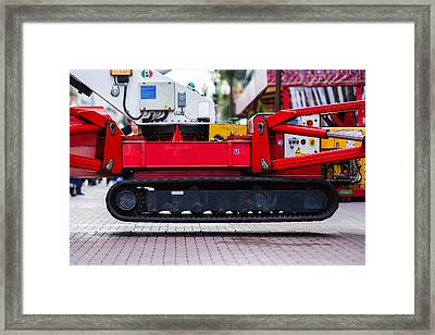 Sir Newton Was Sent For - Featured 3 Framed Print by Alexander Senin