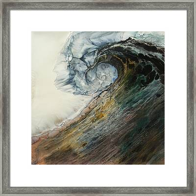 Siren Song Sold Framed Print by Lia Melia